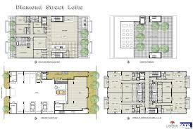 Warehouse Loft Floor Plans 5 Story Warehouse District Project U201cdiamond Street Lofts U201d Moves
