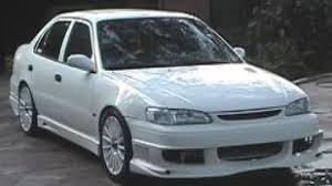 2001 toyota corolla spoiler xtreme racing 626 564 9666 toyota corolla 2001 2002 kits