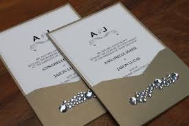 How To Make Your Own Invitation Cards Bling Wedding Invitations Kawaiitheo Com