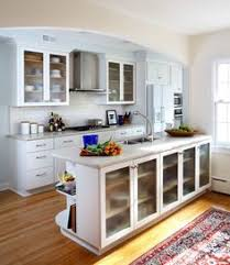 Galley Kitchen Designs Pictures Opening A Wall Up In A Galley Kitchen Design Ideas Pictures