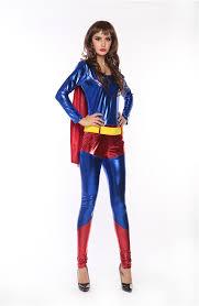 Supergirl Halloween Costumes Cheap Supergirl Costume Women Aliexpress Alibaba