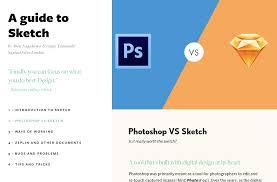 photoshop vs sketch u0027 from u0027a guide to sketch u0027 by toru u0026 angie