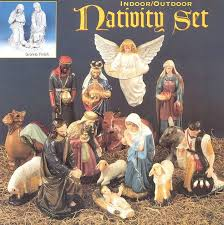 outdoor nativity set best 25 outdoor nativity sets ideas on outdoor