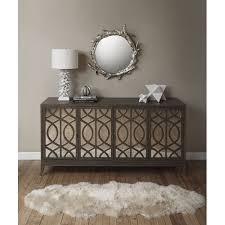 gate smoke sideboard we updated the classic credenza with a