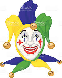 mardi gras jesters mardi gras jester stock vector more images of bell 165677588