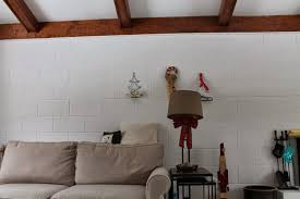painting basement walls cinder