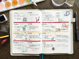 Bullet Journaling by Bullet Journal Plan With Me Harry Potter July 25 31 Youtube
