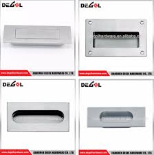 Kitchen Cabinet Drawer Parts Latest Stainless Steel Hidden Cabinet Concealed Flush Pull
