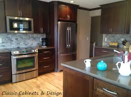 transitional contemporary kitchen design custom cabinets