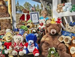 teddy bears take a tour of the world s largest collection of teddy