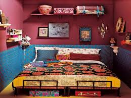 Whimsical Bedroom Ideas by Bohemian Style Bedroom Interior Design