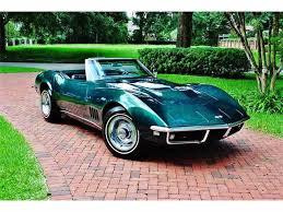 c3 mako shark corvette 1968 chevrolet corvette for sale on classiccars com 71 available
