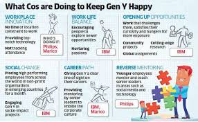employee retention how to keep millennials motivated and happy
