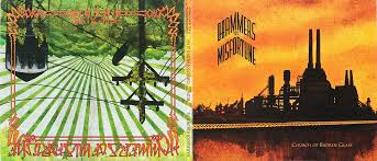 hom photo album hammers of misfortune fields cover 2x album design the