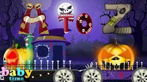 abc song learn alphabets abc train halloween abc youtube
