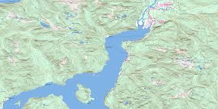 squamish bc free topo map 092g11 at 1 50 000