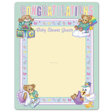 photo baby shower host messages image