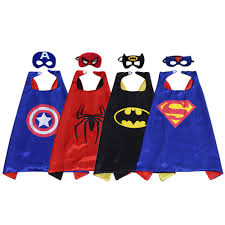online get cheap superhero capes for kids aliexpress com
