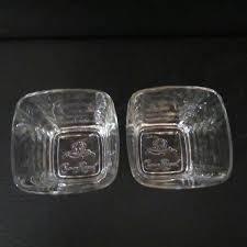 rocks glass crown royal italy square rocks glass lowball logo on bottom