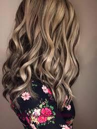 platinum blonde and dark brown highlights 2 toned hair highlights on top of dark brown hair i want to do