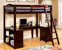 Kids Beds With Desk by Kids Bunk Beds With Slide Square Blue Elegant Wood Kids Bed Round