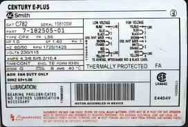 wiring diagram motor label 2 century electric wiring diagram