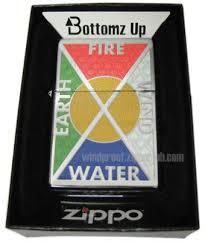 zippo earth wind fire water lighter zippo windproof lighter