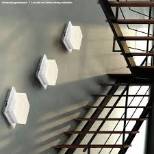 Esszimmer Deckenleuchten Led Deckenleuchte Led 8 Watt Wandlampe Beleuchtung Chrom Deckenlampe