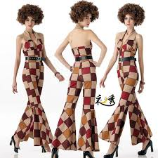 Halloween Disco Costumes Stock 2017 Halloween Disco Costumes Women Piece Dress