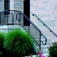 Handrails Suppliers Aluminum Railing U0026 Handrail Systems Architect U0026 Builder Preferred