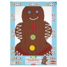 asda charlie the chocolate gingerbread man cake asda groceries