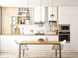 meuble cuisine scandinave 1001 conseils et idées pour la déco cuisine scandinave