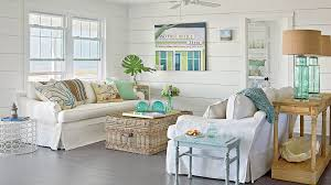 Living Room Furniture North Carolina by 40 Beautiful Beachy Living Rooms Coastal Living