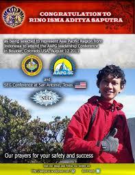 congratulation poster congratulation rino isma aditya saputra to earth approach