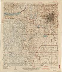Fla Map Florida Historical Topographic Maps Perry Castañeda Map