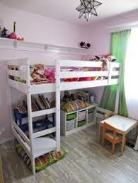 The Endlessly Hackable KURA Bed Ideas For Getting A Whole New - Ikea bunk bed ideas