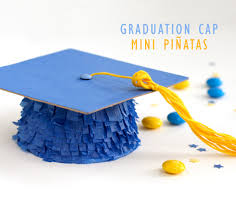 kindergarten graduation hats graduation cap mini pinatas graduation ideas mini