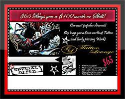 las vegas tattoo prices u0026 coupons best las vegas tattoo shop 702