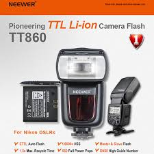 2x tt860 flash for nikon 1 wireless flash trigger 2 flash
