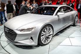 future audi a9 audi prologue concept previews new a6 a7 and a8 autocar
