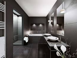 Best Bathrooms Images On Pinterest Bathroom Ideas Home And Room - Black bathroom design ideas