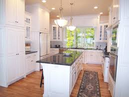 L Shaped Kitchen With Island Layout by Top 6 Kitchen Layouts Carrington Construction