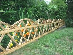 Fence Ideas For Garden Garden Fence Ideas Design Garden Fencing Designs Garden Idea