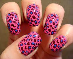 27 leopard print nail polish ideas for wild nails lauren q hill