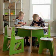 contemporary child study table and chair collection chairs
