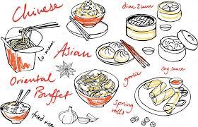 jeux de cuisine chinoise jeu de cuisine chinoise image vectorielle omw 48661923