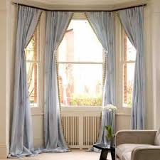 Window Curtains Sale Kitchen Curved Curtain Rail Bay Window Ideas Living Room Bay