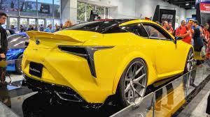 lexus ct200 yellow beyond marketing u0026 gordon ting u0027s modified prototype lc500 clublexus