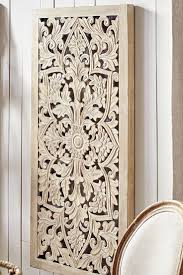 Home Decor Bali by Darma Carved Wall Panel Hand Carved Spaces And Walls