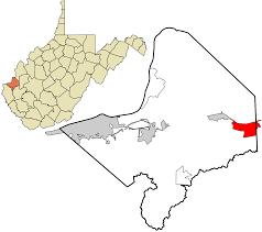 Winchester Va Zip Code Map by Culloden West Virginia Wikipedia